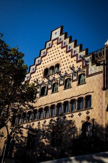 by Antoni Gaudí
