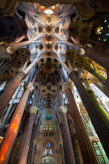 Sagrada Família (1883–1926) Barcelona