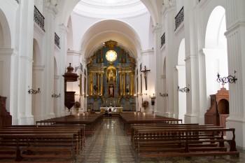 San Ignacio Church, Buenos Aires, Argentina