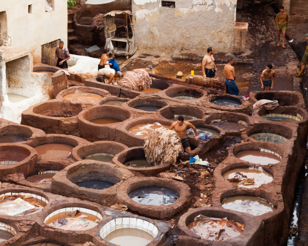 Moroccan Leather Factory