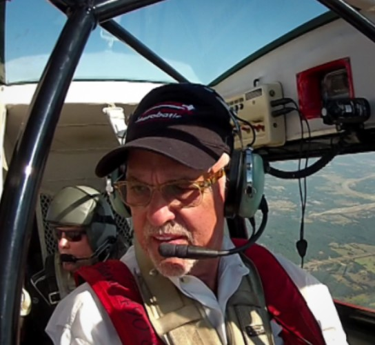 Aerobatic Contest, Sherman, Texas