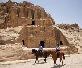 Petra, Jorden