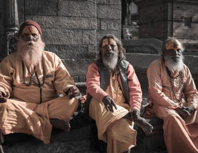 Sadhu religious ascetic