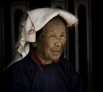 Nepal-Kath Stup Monistary-3409