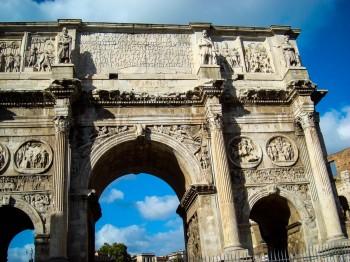 The Foum Arch of Titus